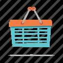 add to basket, ecommerce, shopping, shopping basket icon