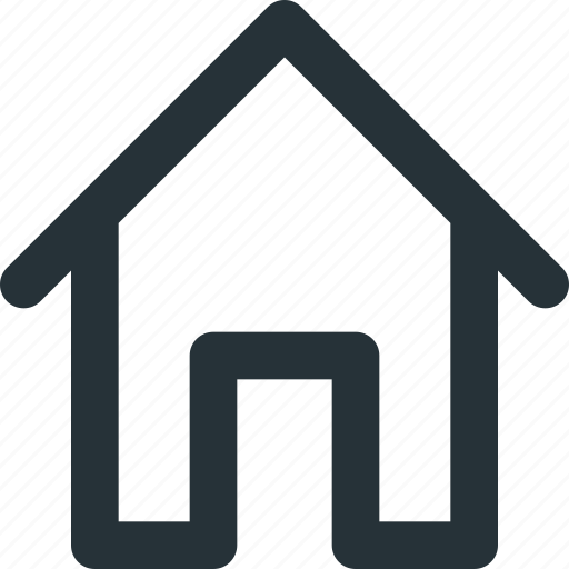 architecture, building, home, house, index icon