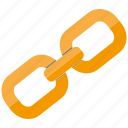 chain, connect, link, manacle, shackle icon