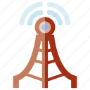 antenna, communication, communication tower, signal, transmission, wifi, wireless icon