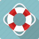 help, lifebuoy, preserver, protect, safe, secure, security icon