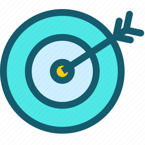 aim, dart, focus, shoot, shooting, target, targeting icon