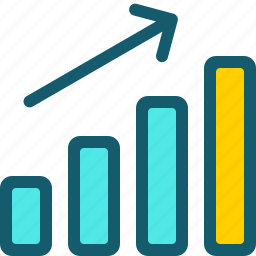 analysis, analytics, chart, diagram, graph, marketing, seo icon
