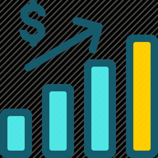 analysis, analytics, chart, diagram, graph, seo, statistics icon