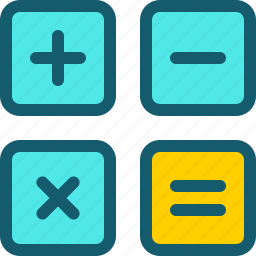 business, calculate, calculator, finance, financial, marketing icon