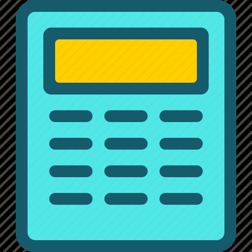 calculate, calculator, device, math, mathematics icon