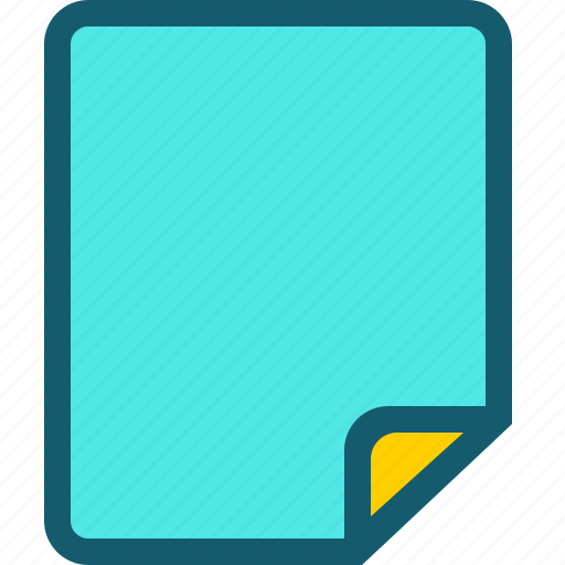 document, file, format, page, paper, text icon