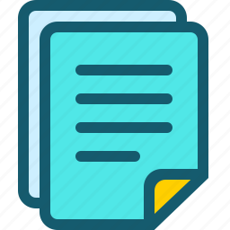 archive, document, documents, file, files, page, pages icon