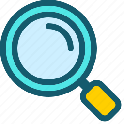 find, glass, marketing, optimization, search, seo, zoom icon