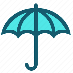 protect, protection, safe, safety, secure, security, umbrella icon