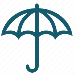 protection, rain, safe, safety, secure, security, umbrella icon