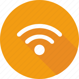 connection, hotspot, internet, podcast, signal, wifi, wireless icon