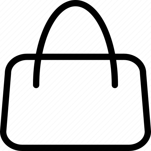 bag, fashion bag, handbag, purse icon