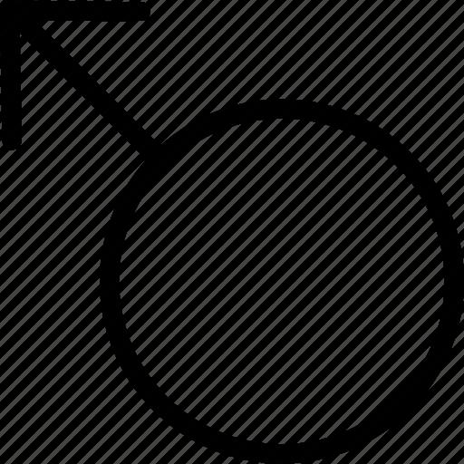 gender, male, masculine, symbol mal icon