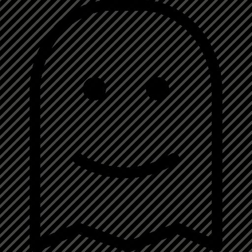 ghost, halloween, horror, spooky icon
