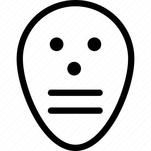 evil, halloween, scary, skull icon