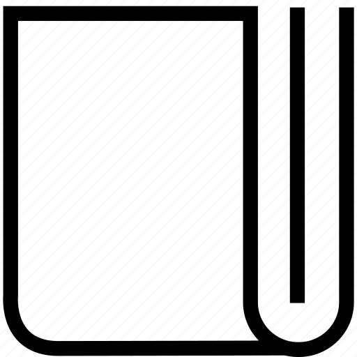 blog, document, script, scroll icon