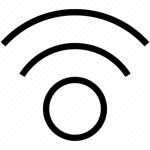 internet, rss, signal, wifi icon