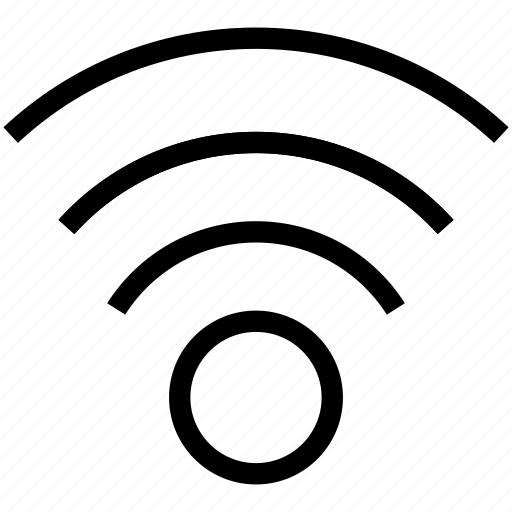low signals, rss, signal, wifi icon