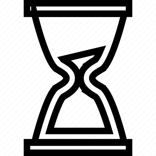 hourglass, loading, minute, sand watch icon