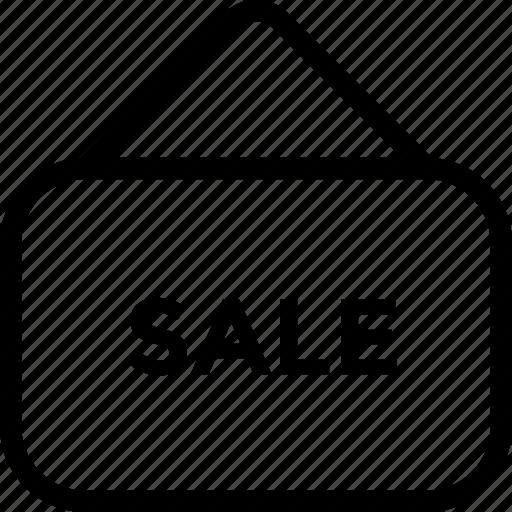 badge, sale, shop badge, sign board icon