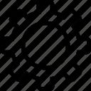 cog, config, gear, settings