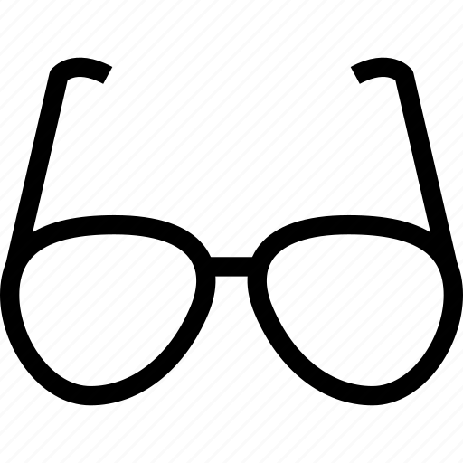 glasses, magnifying, spectacles, view icon