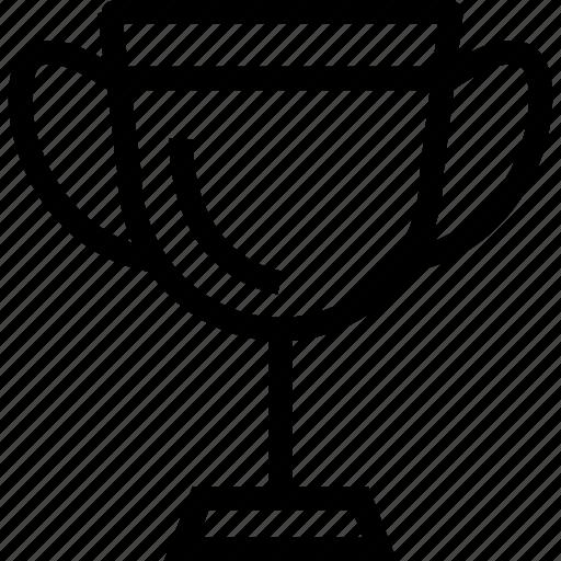 award, prize, trophy, win icon