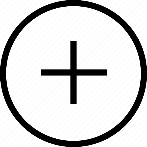add, add circle, new, plus icon
