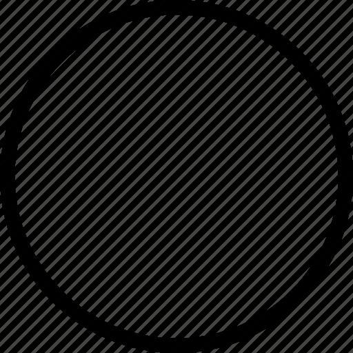 circle, creative, shape icon