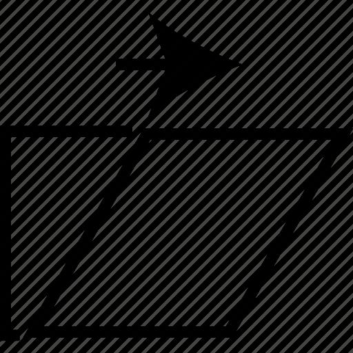 files, folder, folders, open folder icon