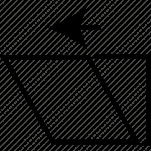 close folder, documents, files, folder icon