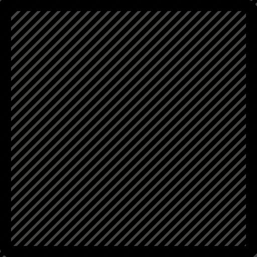 grid, shape, square icon