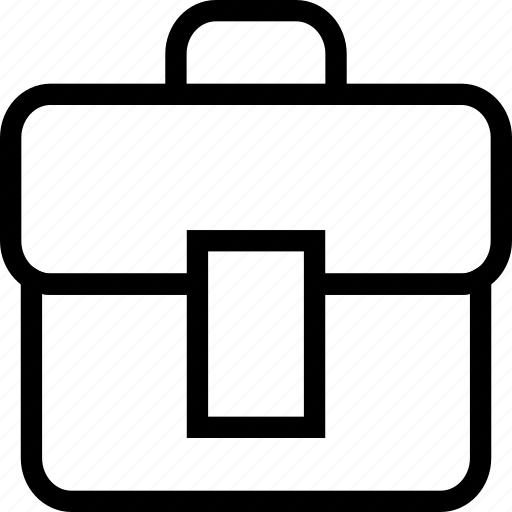 bag, business, ecommerce, office bag icon