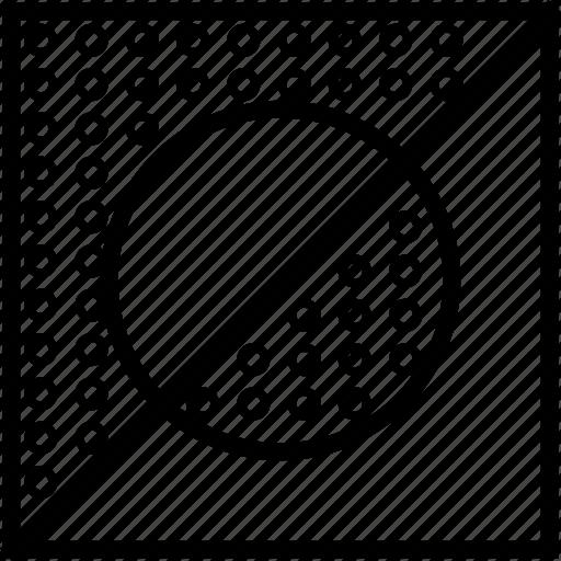 creative, grid, shape, shapes icon