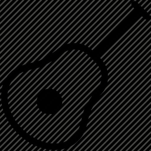 guitar, instrument, rock, stratocastor, webshop icon