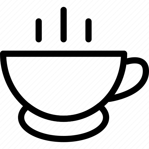 cup of coffee, cup of tea, hot, mug, webshop icon