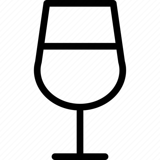 alcohol, beverage, drink, glass, webshop icon