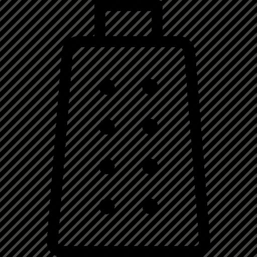 kitchen, salt, salt container, shaker, spice, webshop icon