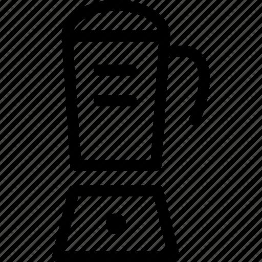 bender, blender, kitchen, mixer, webshop icon