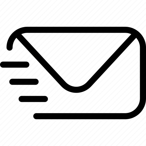 letter, mail, post, send, send message, web and mobile ui icon