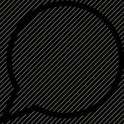 comment, speech, speech balloon, talk icon