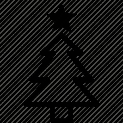 christmas, christmas tree, tree, xmas icon