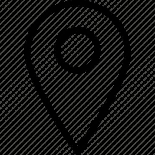 entoni, location, locationpin, web and mobile ui icon