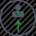communication, feedback, person, profile, user icon