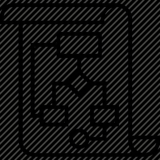Architecture Data Document Program Algorithm Icon