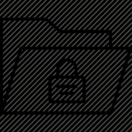 data security, folder, folder lock, folder protection, safe files icon