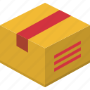 delivery, package, product, shipment icon