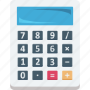 calc, calculate, calculation, estimate icon