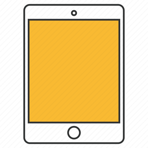 communication, connection, interface, ipad, media, mobile, tablet icon